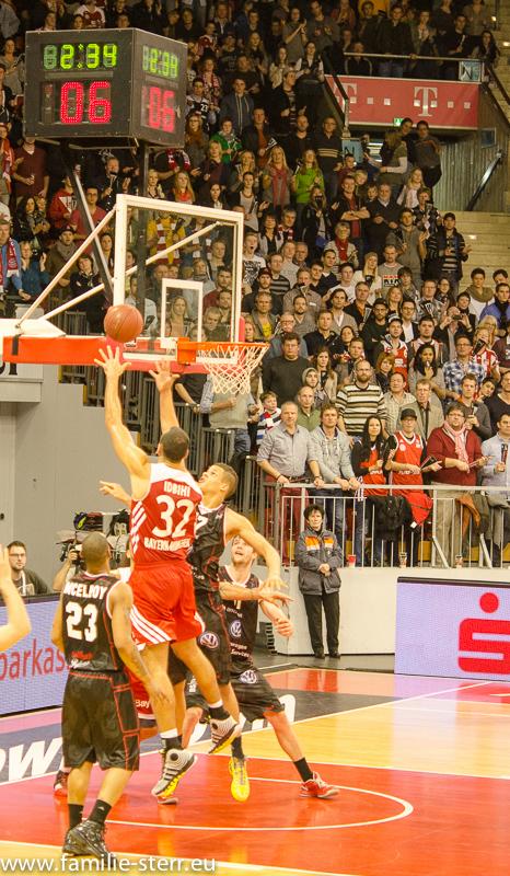 FC Bayern Basketball - NY Braunschweig
