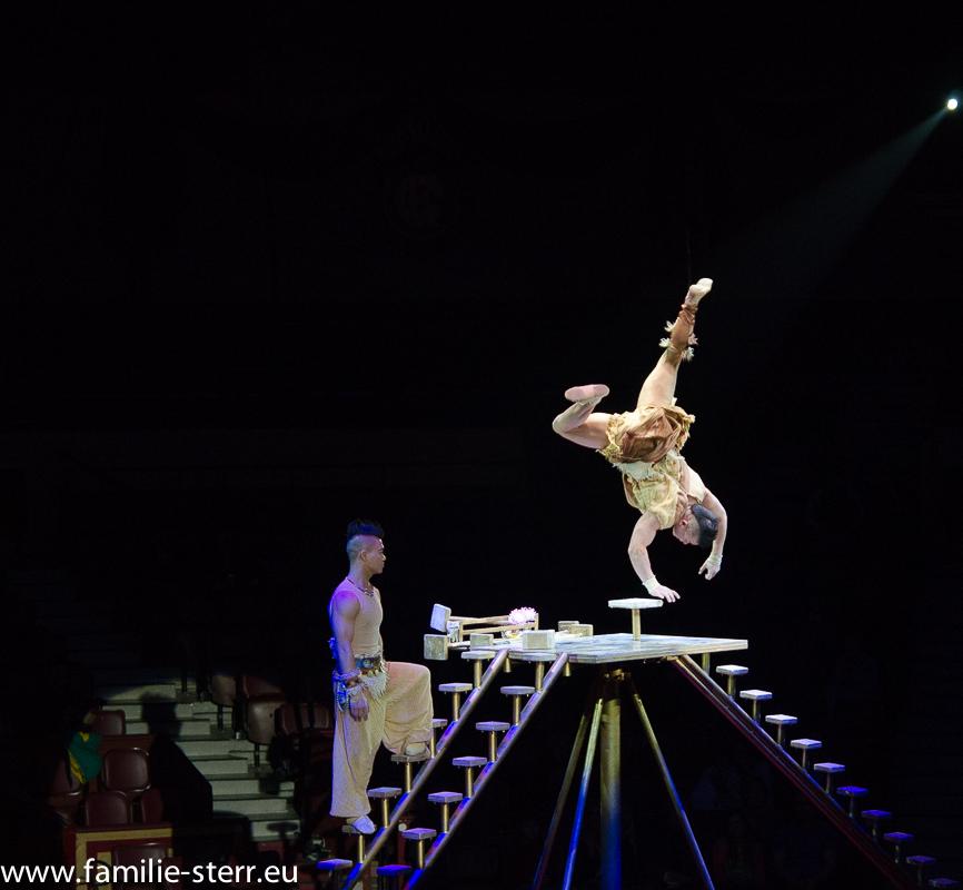 Circus Krone - Duo SUI NING