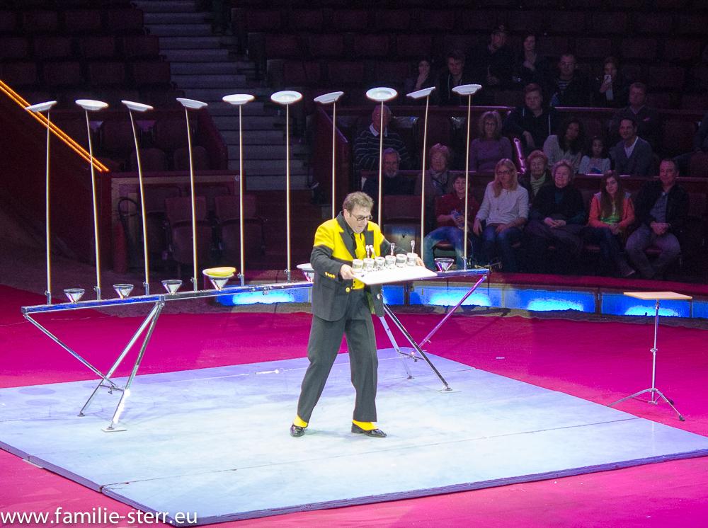 Circus Krone - David Burlet