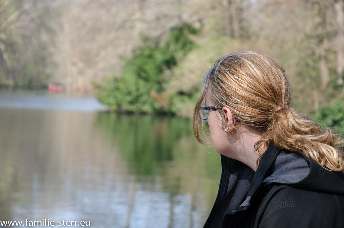 "Katharina am ""Neuen See"" in Berlin Tiergarten"