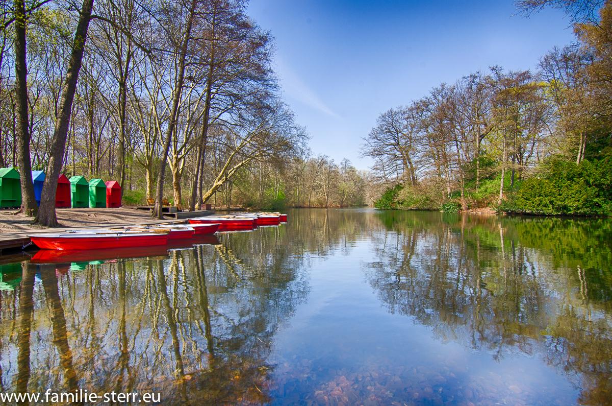 Neuer See / Berlin Tiergarten