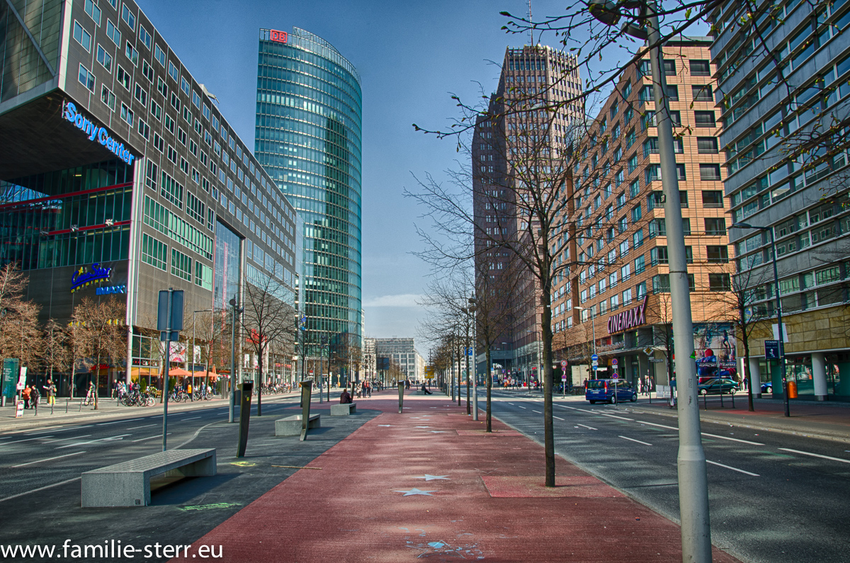 Berlin / Postdamer Platz