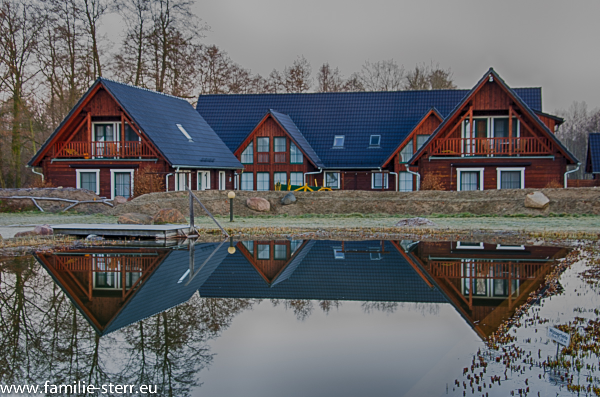 Seehotel Burg/Spreewald - Blockhaus