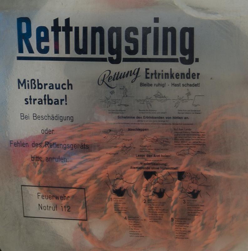 Rettungsring in Berlin