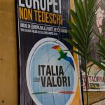 Italienisches Wahlplakat zur Europawahl 2014 (Taromina)
