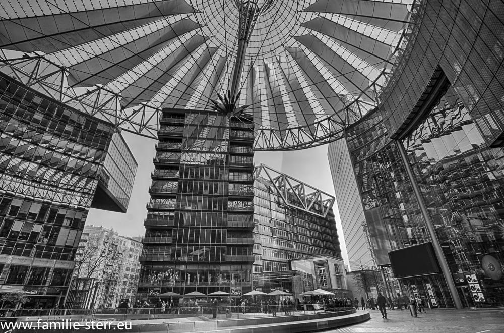 Sony-Center am Postdamer Platz Berlin