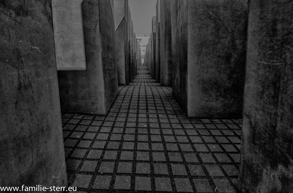 Holocaust - Mahnmal in Berlin