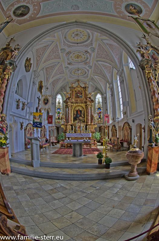 St. Maria und Florian, Schwangau