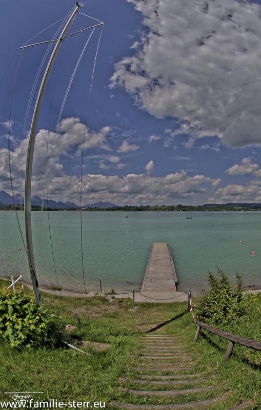 Forggensee bei Schwangau