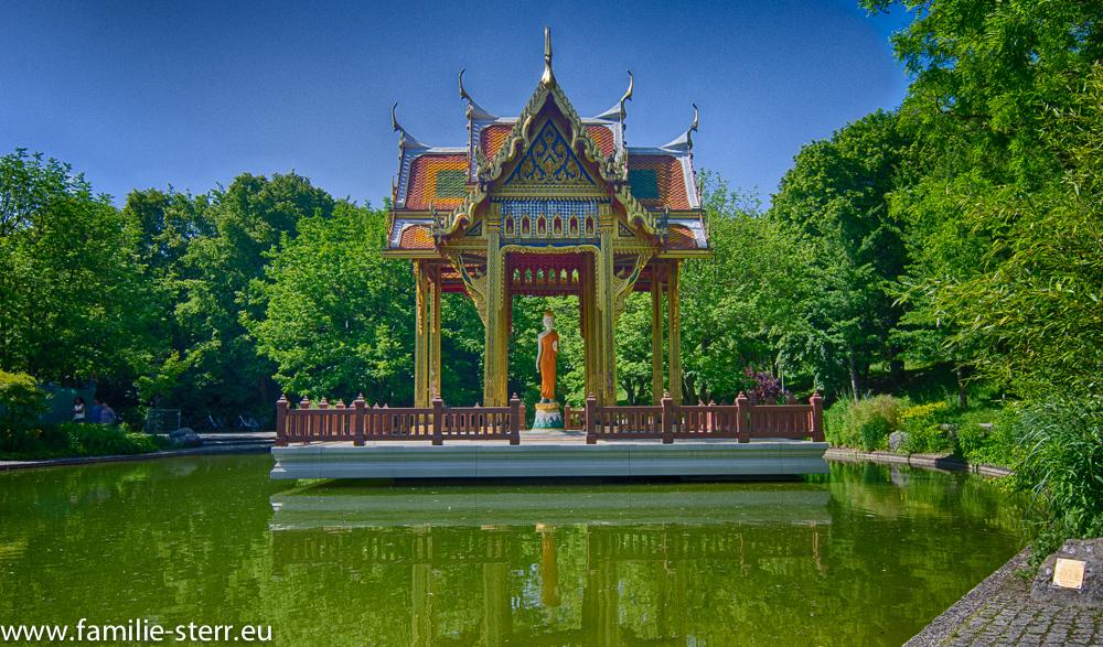 Thailändische Sala Westpark