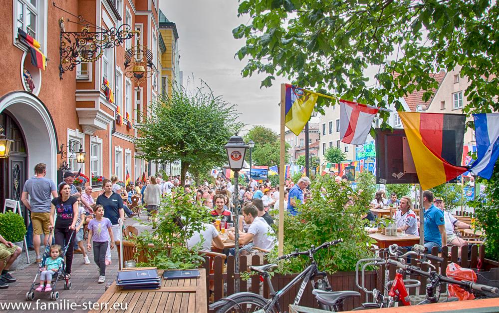 Altstadtfest Erding 2014