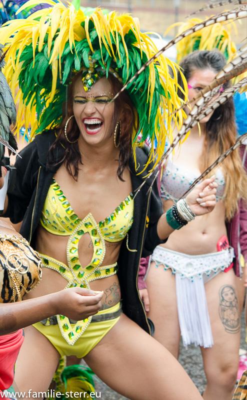 London - Notting Hill Carnival 2014