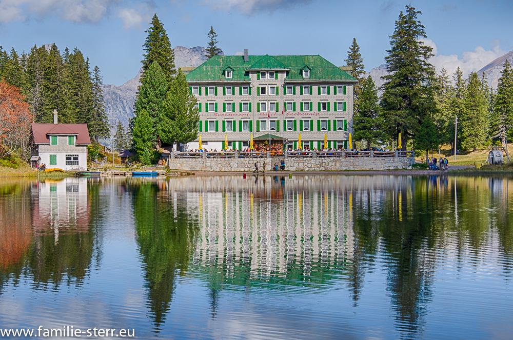 Seebensee Hotel