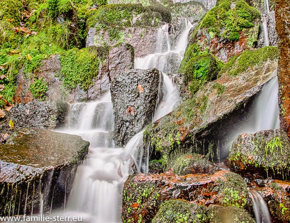 Cascade du Nideck / Elsass