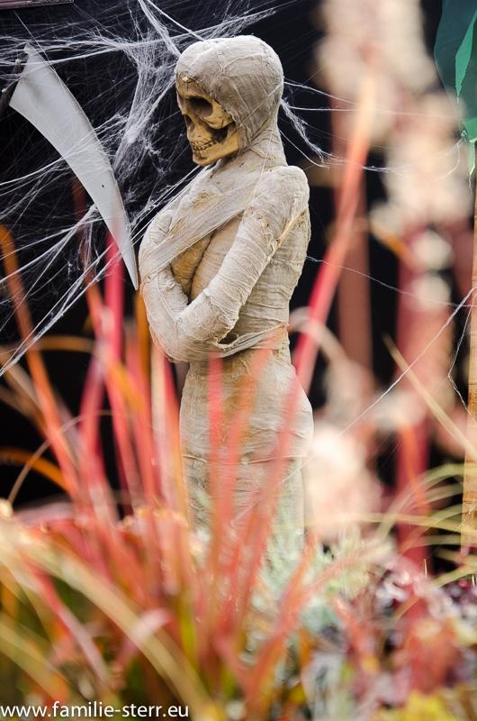 Halloween - Dekoration im Europapark