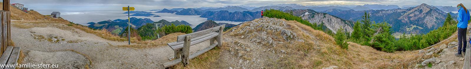 Hochfelln - Panorama