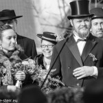 die Brautleute / Bauernhochzeit in Altenerding