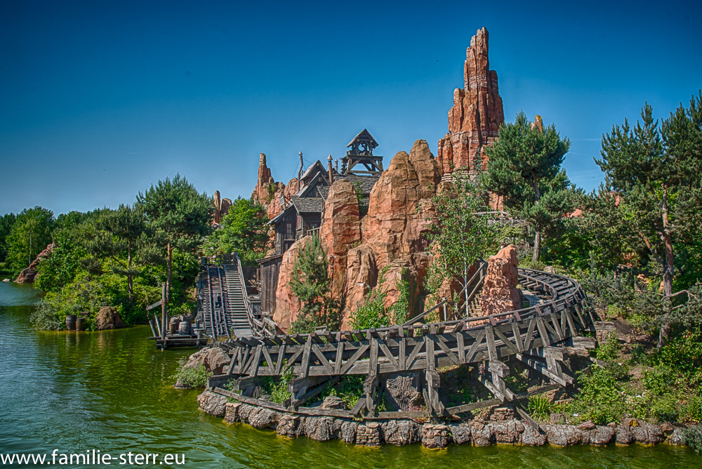 Big Thunder Mountain / Disneyland Paris