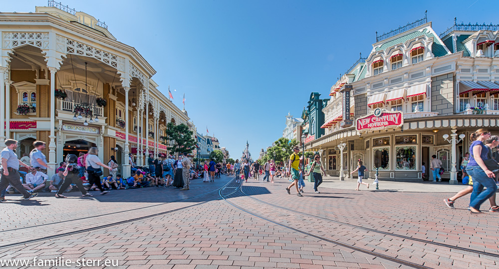 Main Street USA / Disneyland Paris