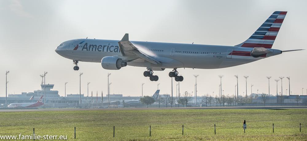 American Airlines Airbus A330-300 N273AY