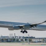 Lufthansa Airbus A340-400 D-AIHR