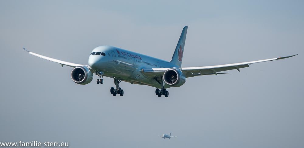 """Air Canada Boeing B787-900 """"Dreamliner"""" C-FNOG"""