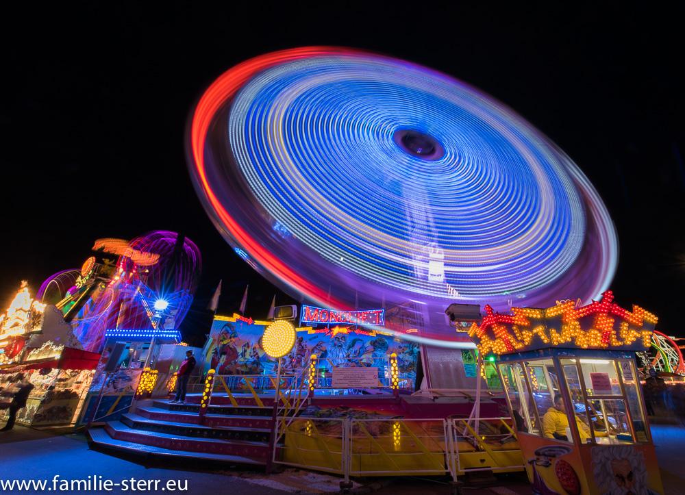 Karussell Moonlift / Oktoberfest 2015