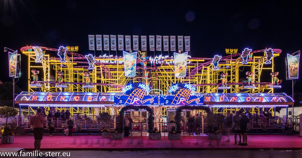 Wilde Maus / Oktoberfest 2015