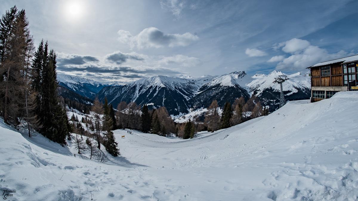 Panoramablick vom Rinerhorn