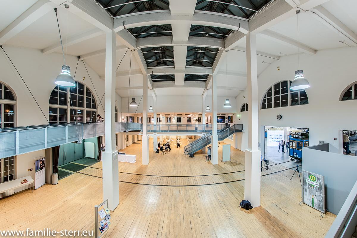 MVG - Museum Eingangshalle