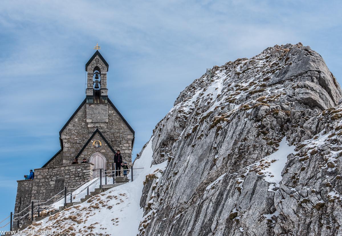Partona - Bavariae - Kircherl auf dem Wendelstein