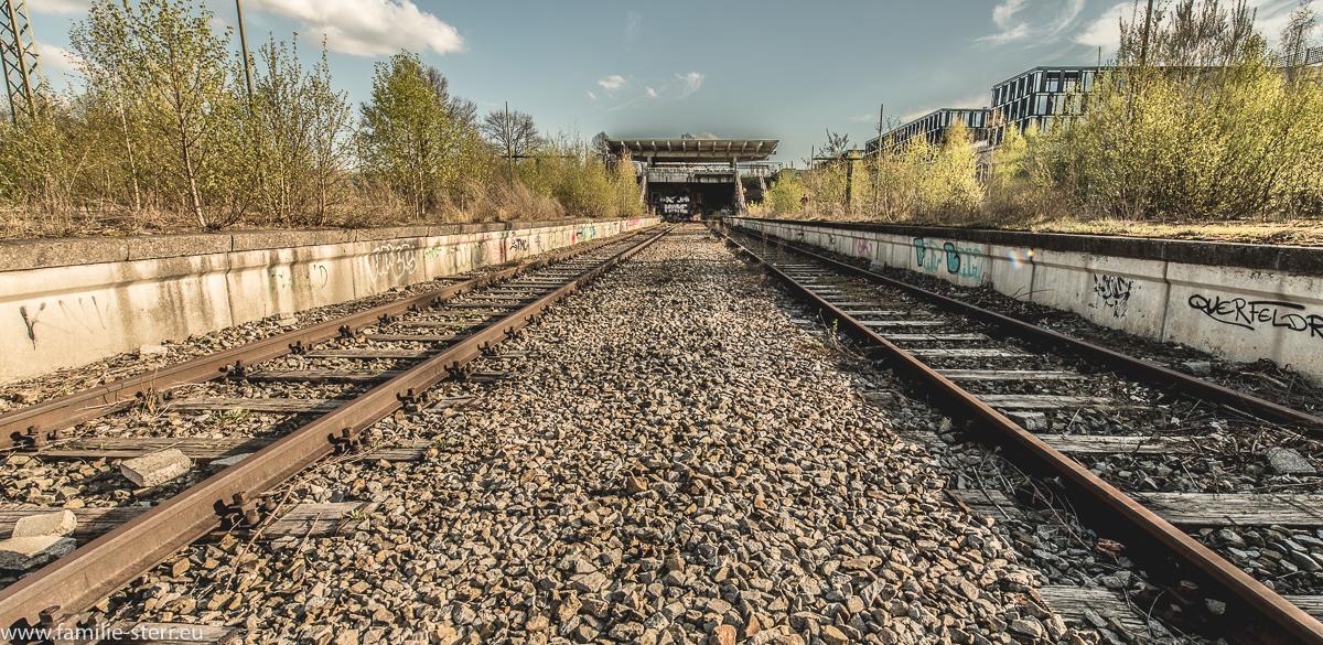 ehemaliger S-Bahnhof Olympiapark München