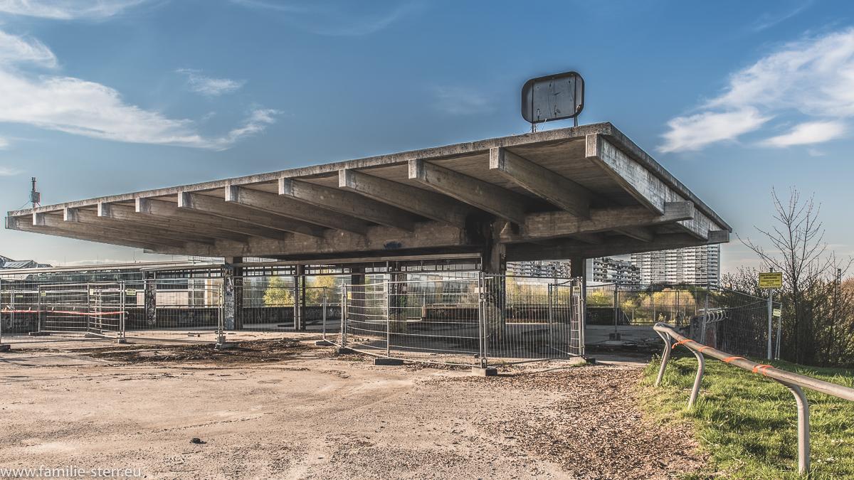 Bahnhof Olympiapark - München