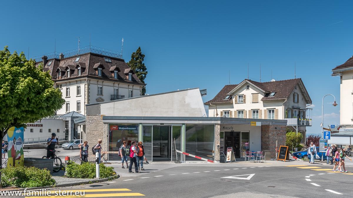 Bahnhof Walzenhausen