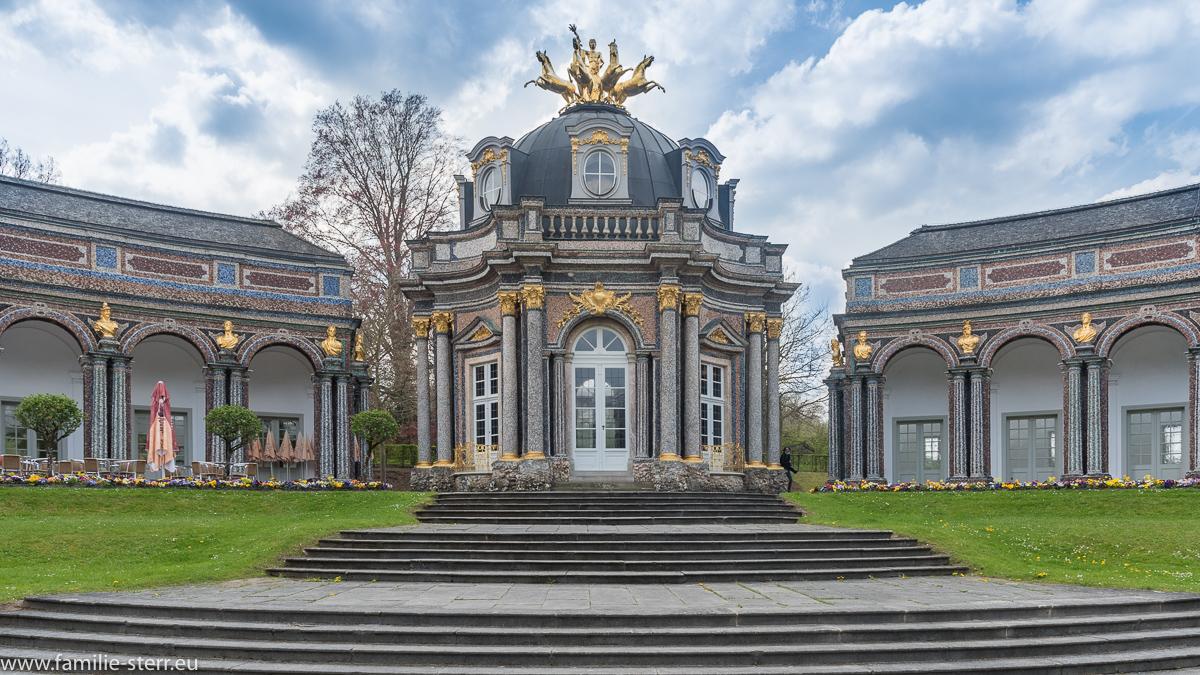 Neues Schloss / Eremitage Bayreuth
