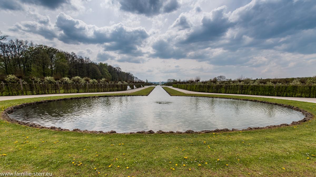 Kanalgarten / Eremitage Bayreuth