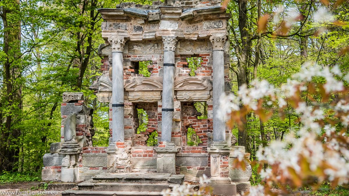 Antikisches Grabmal / Eremitage Bayreuth