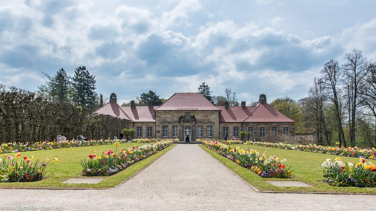 Altes Schloss / Eremitage Bayreuth