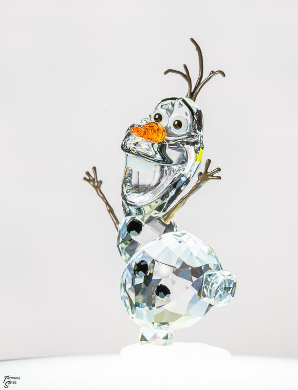 Olaf - Disney Figur von Swarovski