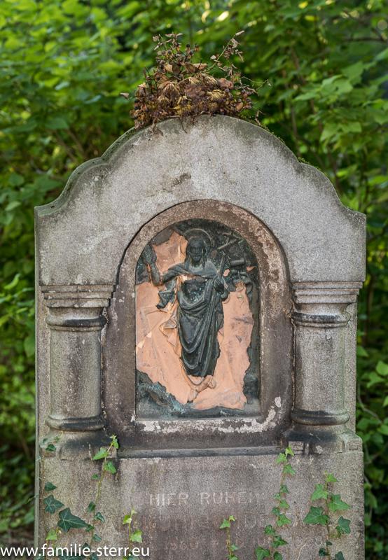Grabmal am Alten Nordfriedhof in München
