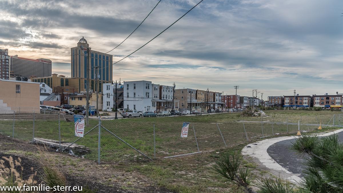 Atlantic City - verfallende Schönheit