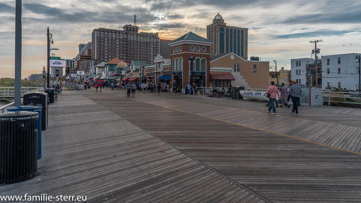 Atlantic City-Boardwalk-Tropicana