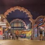 Atlantic City-Boardwalk-Taj Mahal