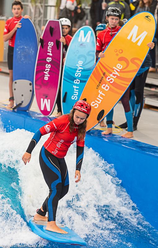 Surf & Style - Boards im Munich Airport Center