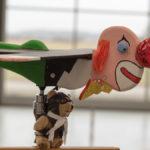 Fliegender Clown / Flugwerft Oberschleißheim