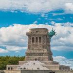 Not my President - Lady Liberty