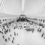 Path Station am World Trade Center - Okolus