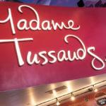 Schild Madam Tussauds / New York