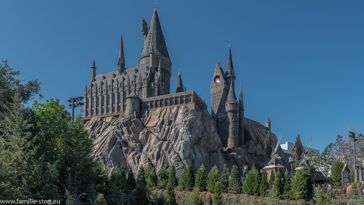 Hogwarts im Harry Potter - Bereich