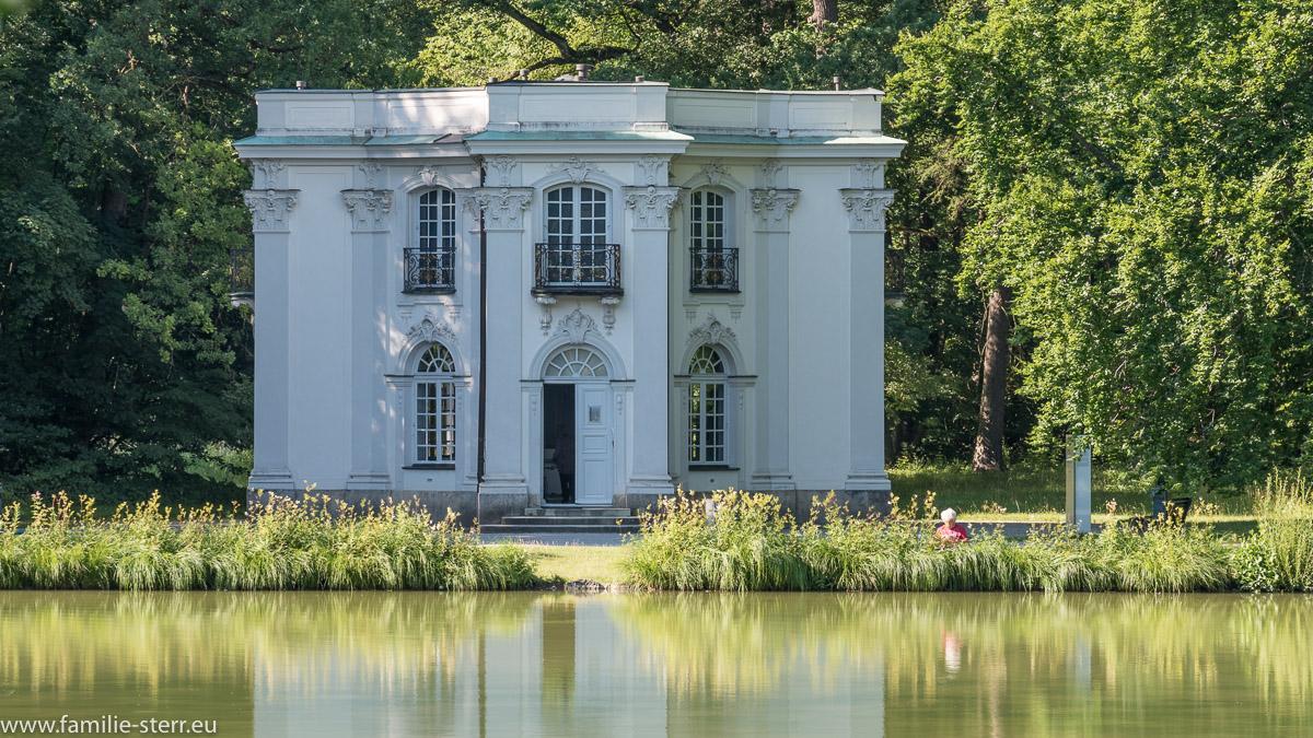 Pagodenburg im d Schlosspark von Schloss Nymphenburg